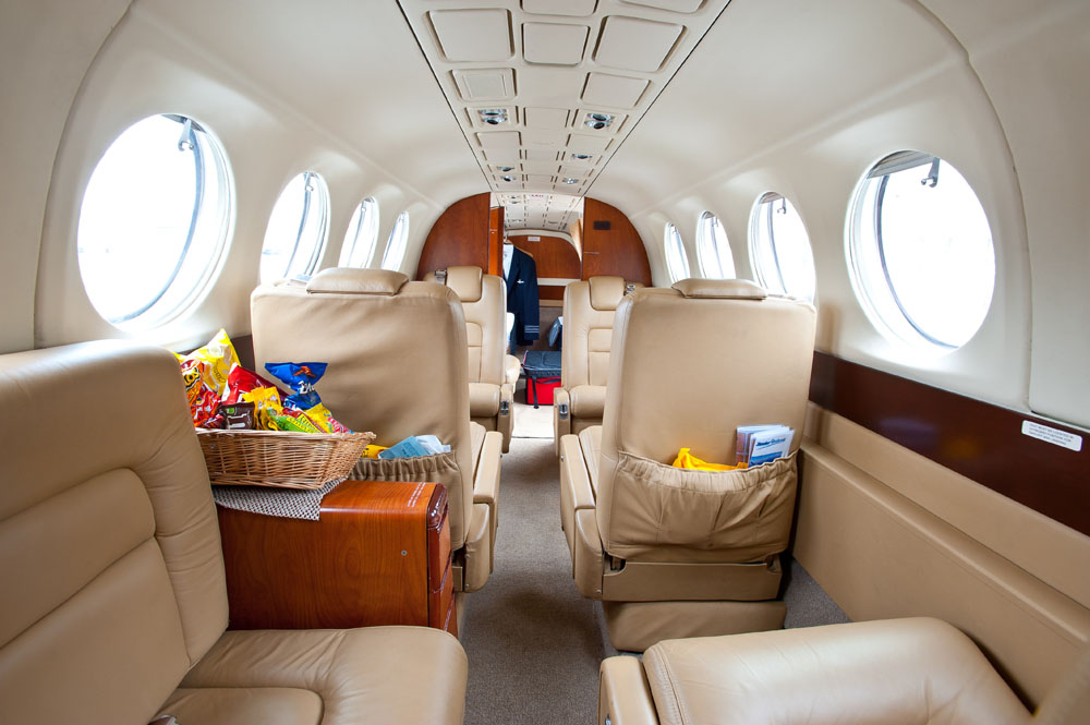 King Air 200 Private Jet Hire Private Jet Charter Private Jet Hire