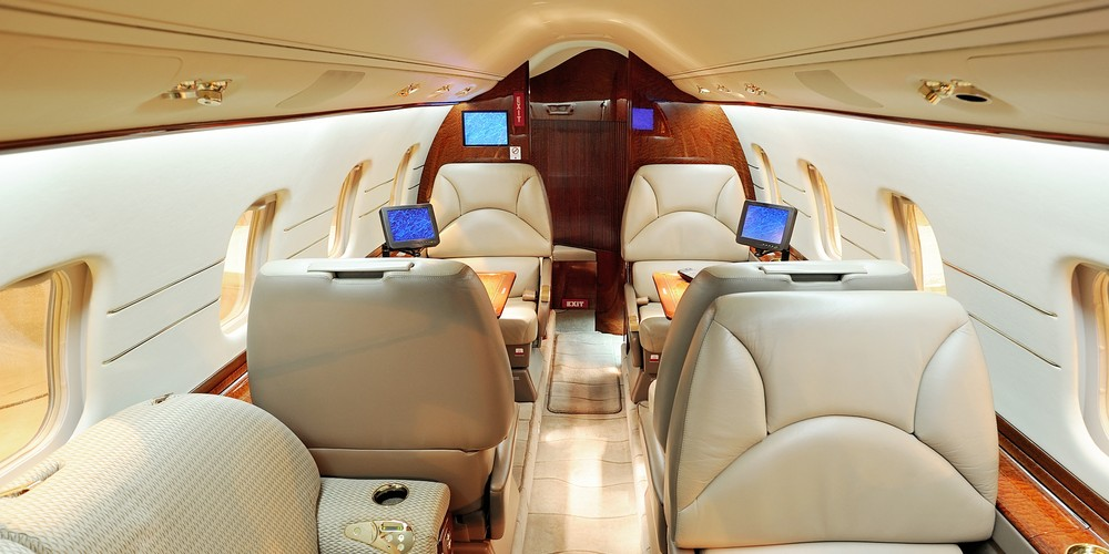 Luxury Private Jet Falcon 900EX